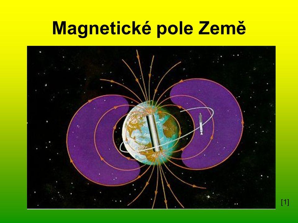 Magnetické pole Země [1]